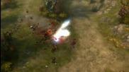 diablo 3 - Barbarian Seismic Slam Gameplay