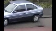женско паркиране доза смях