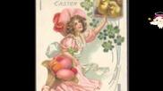 Весели празници от старите пощенски картички...