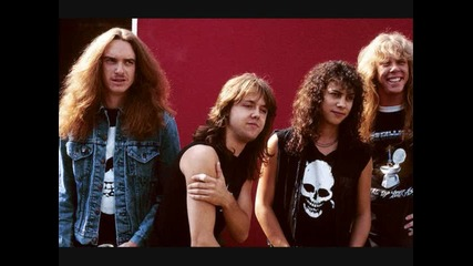 Metallica the early years