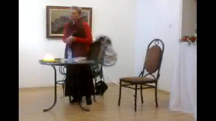 Йорданка Николова-контактьор и посветена.
