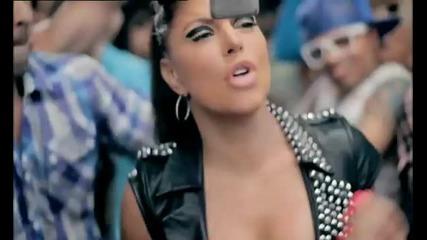 Fergie feat. David Guetta, Chris Willis, Lmfao - Gettin over you