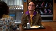 Теория за големия взрив / The Big Bang Theory / S02 E02