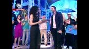 Победителят В Мusic Idol 2 - Тома - Soldier Of Fortune