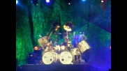 Mike Terrana: Drum Solo (part) live in Kavarna, Bulgaria, 23.07.2010