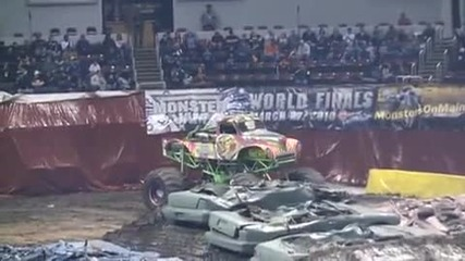 Monster Truck Free Style Hd