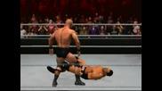 The Rock vs. Stone Cold Steve Austin [ Wwe Smackdown vs Raw 2011 Style ]