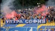 Сини факли на победата ознаменуваха успешния старт в първенството 12 август 2012