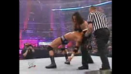 The Undertaker Vs. Randy Orton