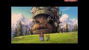 Подвижният замък на Хол (2004) Бг Аудио ( Високо Качество ) Част 2 Филм