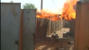 Седем църкви са опожарени в столицата на Нигер