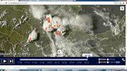 Прогноза за Гръмотевични Бури за 30-31 Май 2016