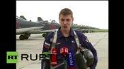 Russia: Su-24 & Su-25 combat readiness tested in snap military drills