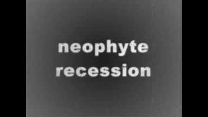 Neophyte - Recession