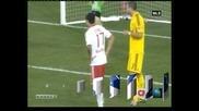 Тиери Анри вкара гол директно от корнер