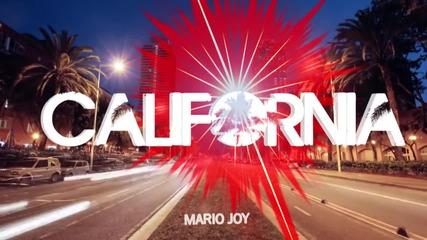 Превод! Mario Joy - California | Lyric video