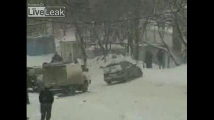 Поледица В Русия