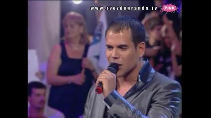Mišel Gvozdenović - Ti me veraš najbolje (Zvezde Granda 2010_2011 - Emisija 33 - 21.05.2011)