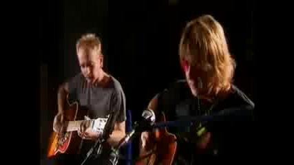 Def Leppard - Pour Some Sugar On Me (acoustic)