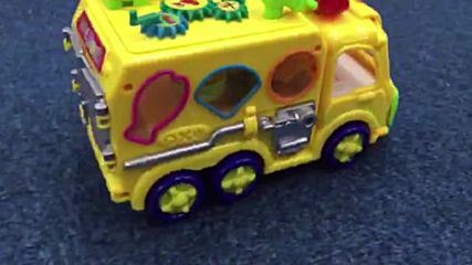 Battery Operated Baby Toy Fire Truck With Music Lightvia torchbrowser.com