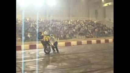 Motorshow2006 Ruski Stunt