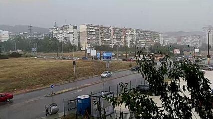 """""""Моята новина"""": Буря във Варна"""