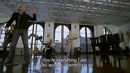 Bon Jovi - All About Lovin You / Bg subs (вградени)