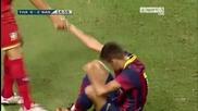 Най-доброто от Неймар срещу Тайланд (07.08.2013)