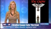Bradley Cooper Exits The Crow Remake