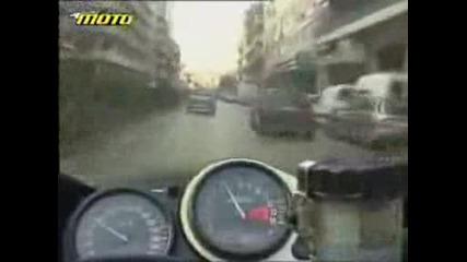 най - лудия моторист