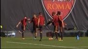 ВИДЕО: Рома се подготвя за сблъсъка с Байерн