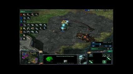 Starcraft Ii Multiplayer Battle 4v4/3v3/3v2 №02 by needar