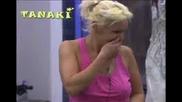 Корнелия Се Опитва да Възбуди Христо - Big Brother F 20.04.10