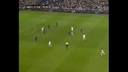 Real Madrid 4 - 1 Barcelona 7 - 5 - 2008