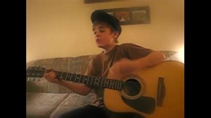 Cry me a River - Justin Timberlake cover - Justin singing Justin Bieber