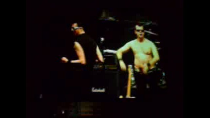 The Toy Dolls Live In Sofia