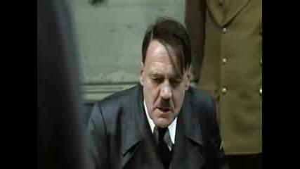 Хитлер Е Бесен , След Загубата На Тотнъм.
