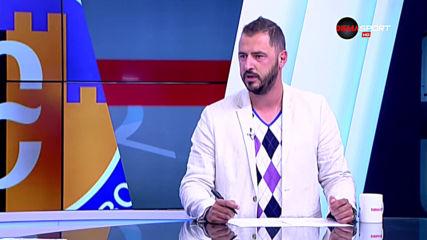 Румен Руменов е най-добрият халф в 16-ия кръг на efbet Лига