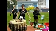 Пълна Лудница - Футболни Свекърви (06.02.2010)