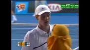 Australian Open 2009 : Федерер - Бердих | 5ти Сет Част 3/4