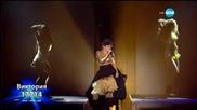 Виктория Георгиева - Show me how you burlesque - X Factor Live (17.11.2015)