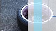 Бмв Е46 - Почистване на джанти - по-добрия начин
