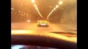 Lamborghini Gallardo В Тунела За Люлин