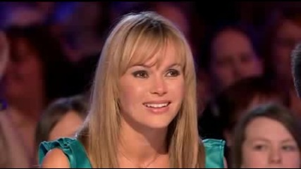 Susan Boyle - Britains Got Talent 2009 Episode 1 - Saturday 11th April