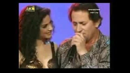 Anna Visi & Makis Hristodoulopoulos