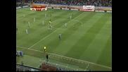 World cup 2010 Уругвай 1:1германия (cavani)
