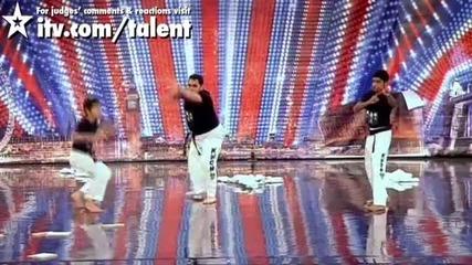 Великобритания Търси Талант !! Tkd Remix