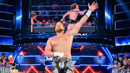 Buddy Murphy's shocker against Daniel Bryan  : Wal3ooha, 22 August 2019