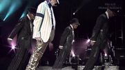 Michael Jackson - Smooth Criminal Live - Legendado