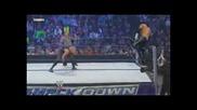 Smackdown 08/01/2010 Matt Hardy vs Gallows